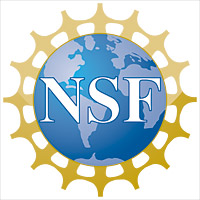 The National Science Foundation (NSF) Logo